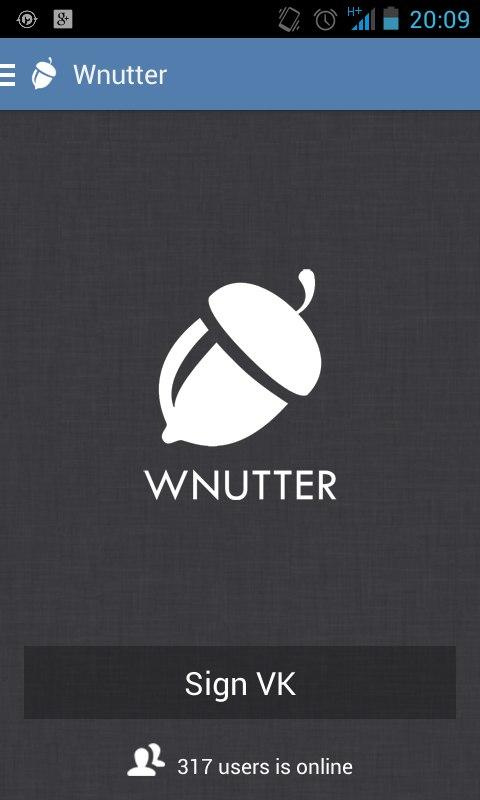 Wnutter- screenshot