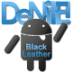 Leather Blue CM11/AOKP Theme v4.9.5.5