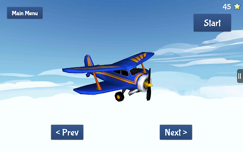 Airplane-Explorer 9