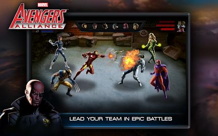 Avengers Alliance Screenshot 18