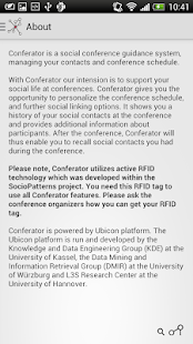 Conferator- screenshot thumbnail