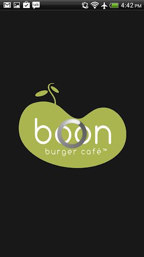 Boon Burger Café