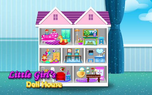 Baby Doll House Girls Game Apps On Google Play