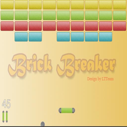Brick Challenge LOGO-APP點子