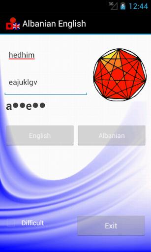 English Albanian Countdown