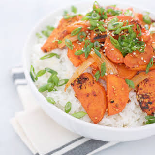 Korean Sweet Potato Recipes.