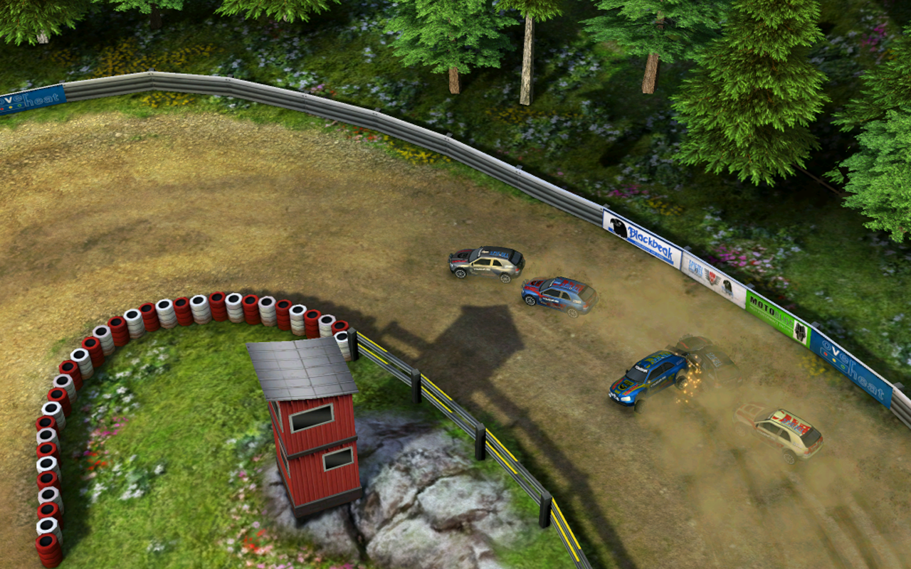 Reckless Racing 2 - screenshot