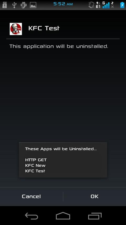 Multi Uninstaller- screenshot