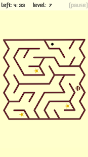 Labyrinth Puzzles: Maze-A-Maze- screenshot thumbnail