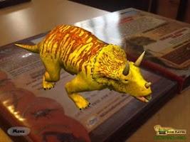 Screenshot of Dino Dan: Dino Player