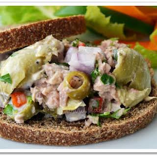 Tuna Sandwiches.