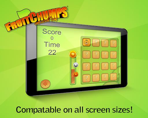 FruitChumps: Match'em