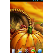 Thanksgiving 2012 Go Launcher