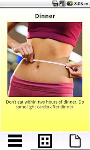 Weight Loss Tips - screenshot thumbnail