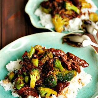 Beef & Broccoli {Crockpot}.