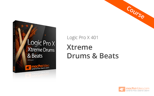 Xtreme Drums Beats in Logic