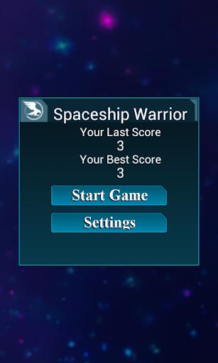 Spaceship Warrior
