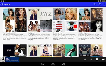 Songza Screenshot 4