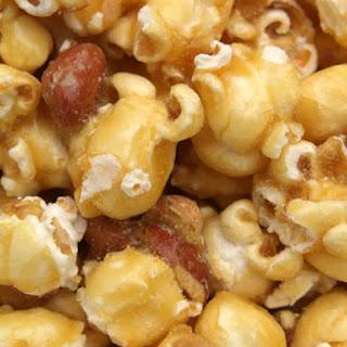 Double Peanut Popcorn.