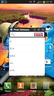Phum Dictionaries 3 - náhled
