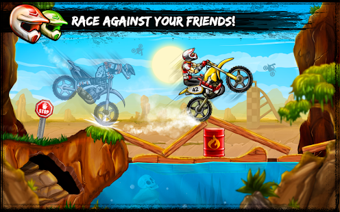 Bike Rivals - screenshot thumbnail