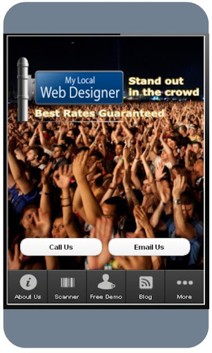 My Mobile Website Designer