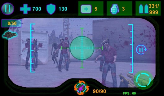 Zombie world Conquest FPS Game - screenshot thumbnail
