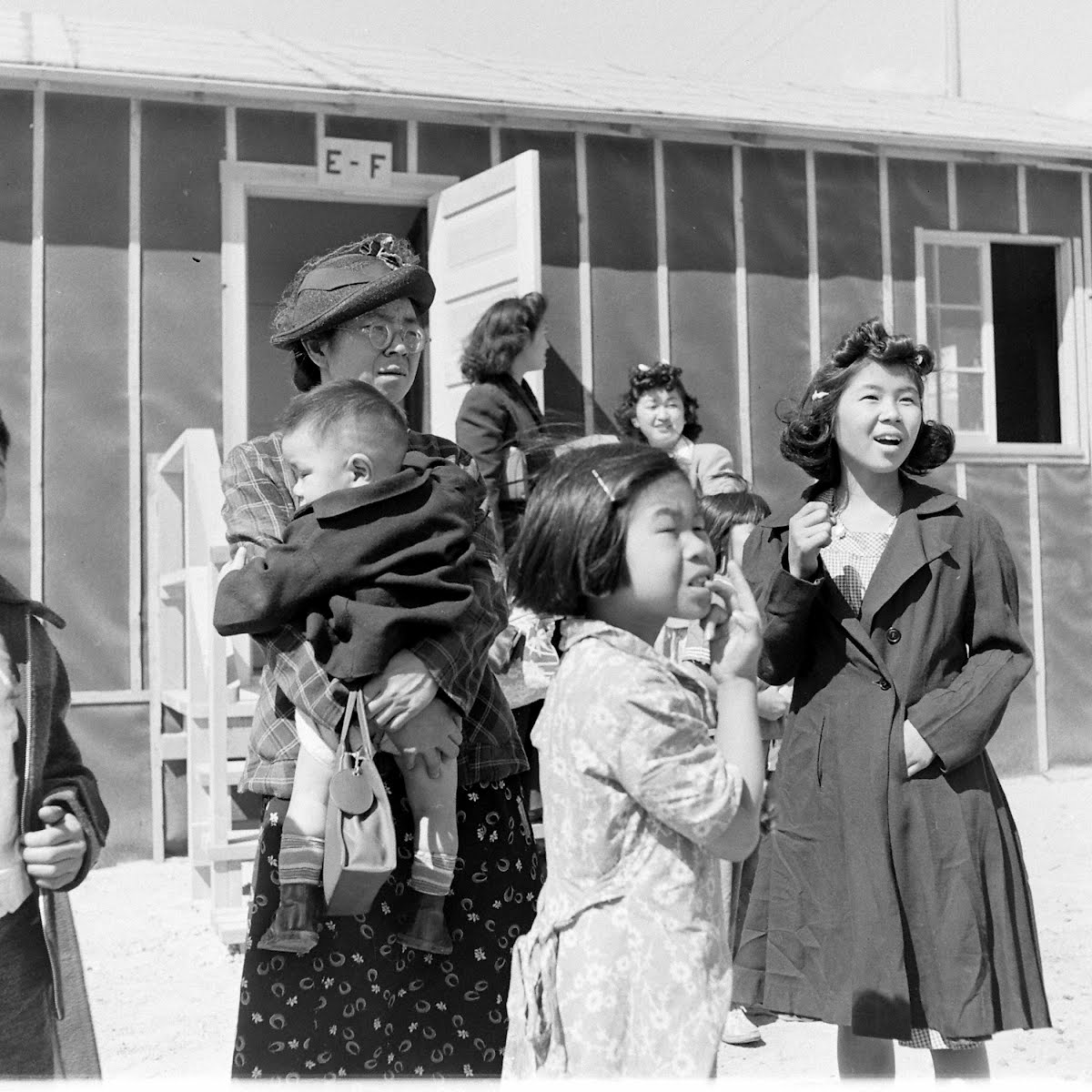 Jap Relocation At Heart Mountain