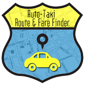 Auto-Taxi Route & Fare Finder