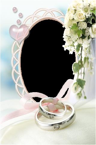 bingkai gambar perkahwinan - screenshot