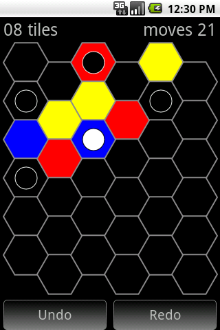 SpectraHex DEMO screenshot #2