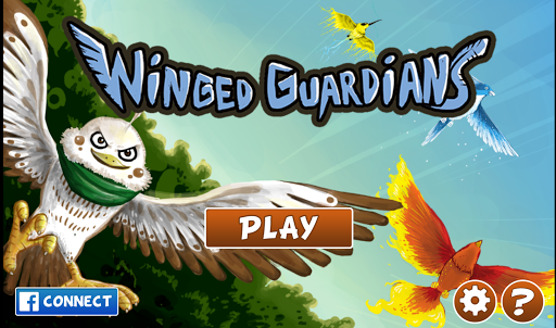 Winged Guardians