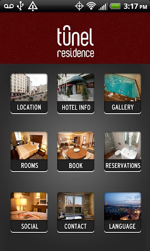 Tunel Residence