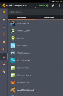 Antivir a ochrana mobilu – miniatura snímku obrazovky
