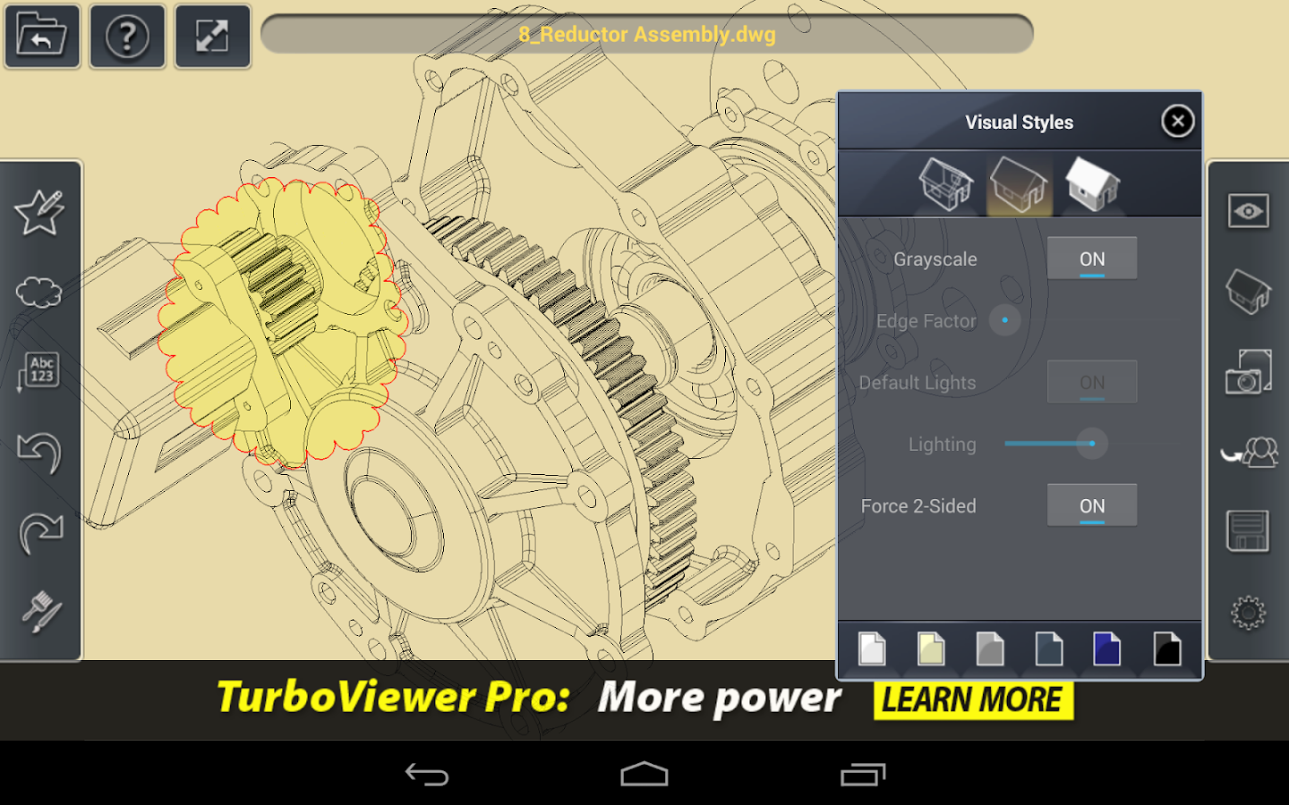 TurboViewer- screenshot