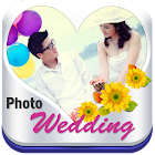 Wedding Photo Frames - Lovely icon