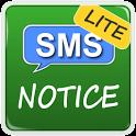 Sms Notice Lite icon