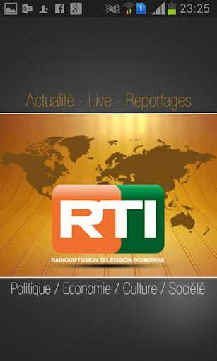 RTI Mobile 2.1 screenshots 1