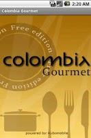 Screenshot of Colombia Gourmet Free