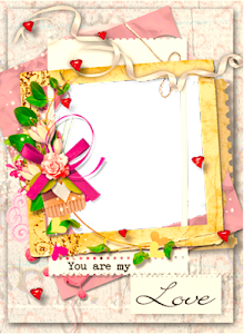 Romantic Photo Frames screenshot 5