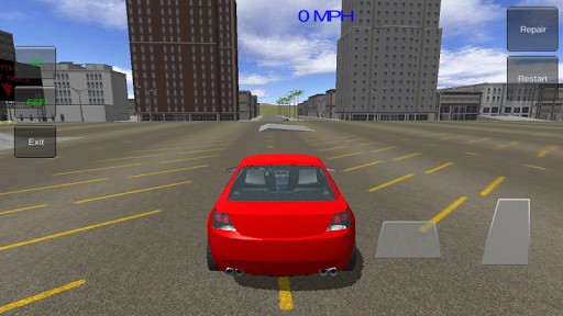 极端的特技司机3D