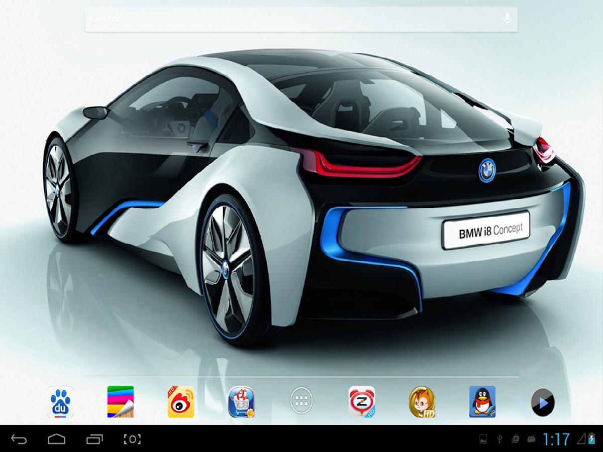 hd live wallpapers of bmw cars screenshot