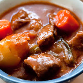 Beef Stew With Pasta Sauce Recipes.