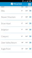Screenshot of Ski Utah