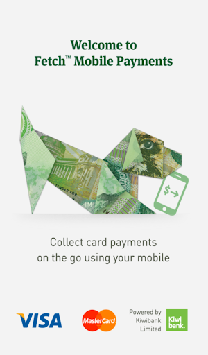 Fetch™ Mobile Payments