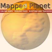 mAPPedplanet