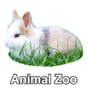 Animal Zoo- Real animal sounds icon
