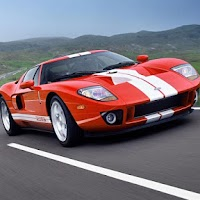 Screenshot of Car Jigsaw Puzzles