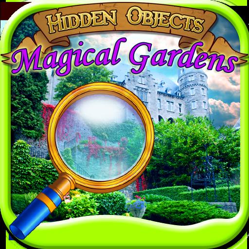 Hidden Objects Magical Gardens