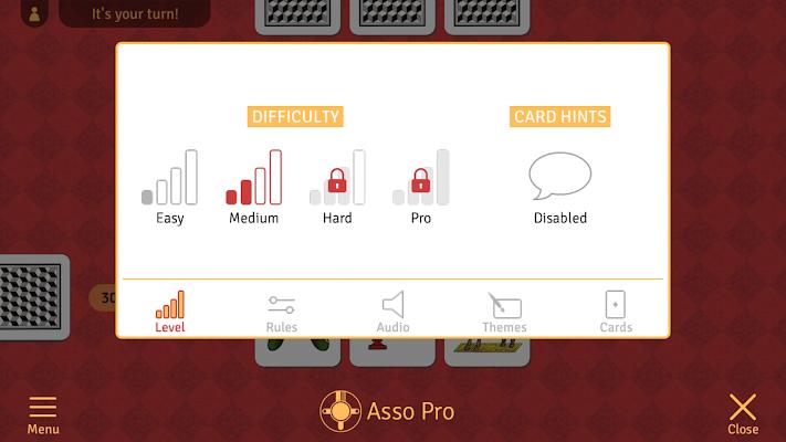 Asso Piglia Tutto Pro - screenshot
